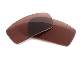 FUSE F30 Amber / Rose Polarized Replacement Lenses for Spy Optic Dirk