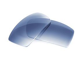 FUSE Gradient Blue Tint Replacement Lenses for Spy Dirk