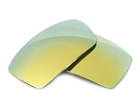 FUSE Fusion Mirror Tinted Replacement Lenses for Spy Optic Dirk