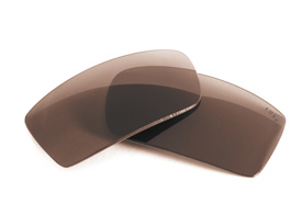 FUSE+ Brown Polarized Replacement Lenses for Spy Optic Dirk