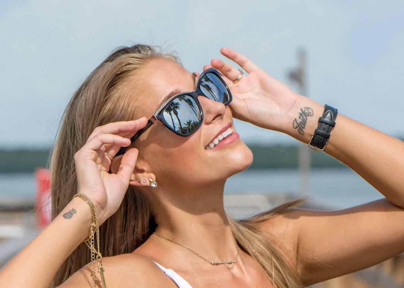 Plus Replacement Lenses for Maui Jim Pearl City MJ214 Fuse Lenses Fuse