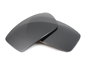 Fuse Lenses for Oakley Disclosure - Carbon Mirror Polarized