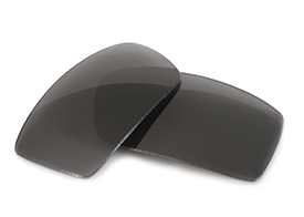 FUSE Lenses for Oakley Gascan (Asian Fit) Grey Polarized Lenses