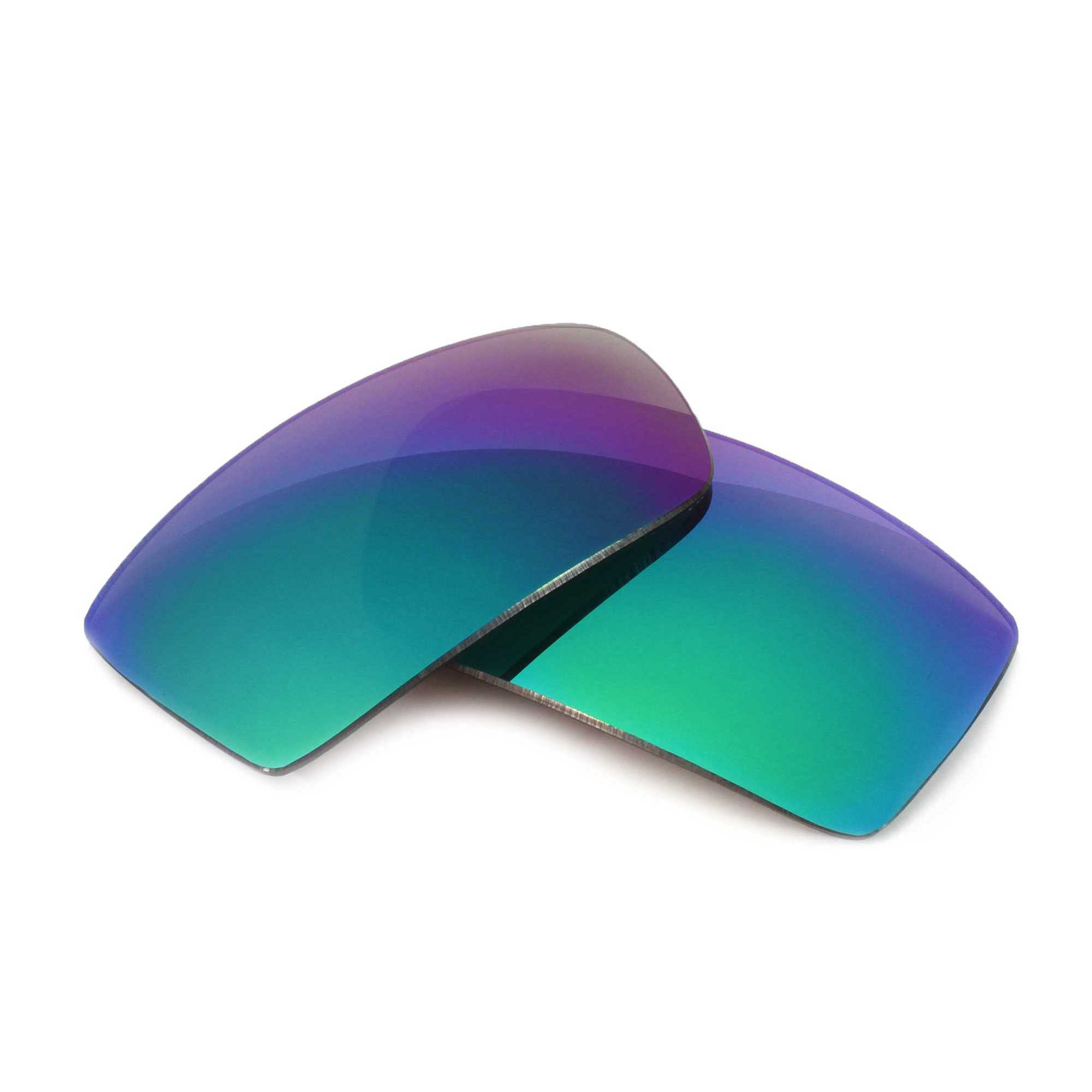 Fuse Lenses for Oakley Triggerman - Sapphire Mirror Tint