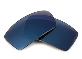 Fuse Lenses for Fox Racing The Matter - Midnight Blue Mirror Tint