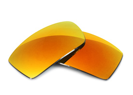 FUSE Lenses for Ray-Ban RB4026 Shot (63mm) Cascade Mirror Polarized