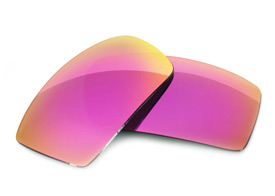 FUSE Lenses for Oakley Square Wire II New (2014) Bella Mirror Polar