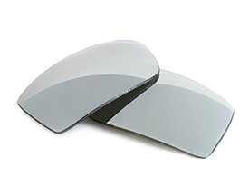 Fuse Lenses for Fox Racing The Matter - Chrome Mirror Tint