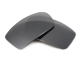 FUSE+ Carbon Mirror Polarized Replacement Lenses for Oakley Twitch