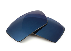 Fuse+ Lenses for Fox Racing The Matter - Midnight Blue Mirror Polarized