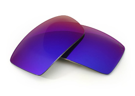 Fuse+ Lenses for Fox Racing The Story - Cosmic Mirror Polarized