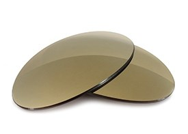 FUSE Lenses for Oakley T Wire Collectors Metallic Bronze Alloy Polarized