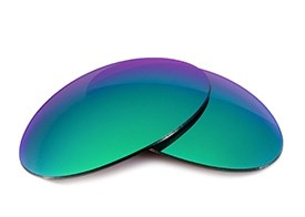 FUSE Lenses for Persol 2219-S Sapphire Mirror Polarized