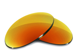 FUSE Lenses for Oakley T Wire Collectors Cascade Mirror Polarized