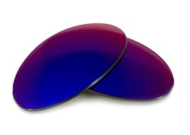 FUSE Lenses for Oakley T Wire Collectors Cosmic Mirror Tint Lenses