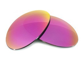 FUSE Lenses for Oakley T Wire Collectors Bella Mirror Polarized Lenses