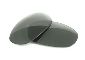 Fuse Lenses for Giorgio Armani GA 1573 (59mm) - G15 Polarized