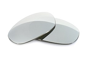 Fuse Lenses for Wiley X Quake - Chrome Mirror Tint