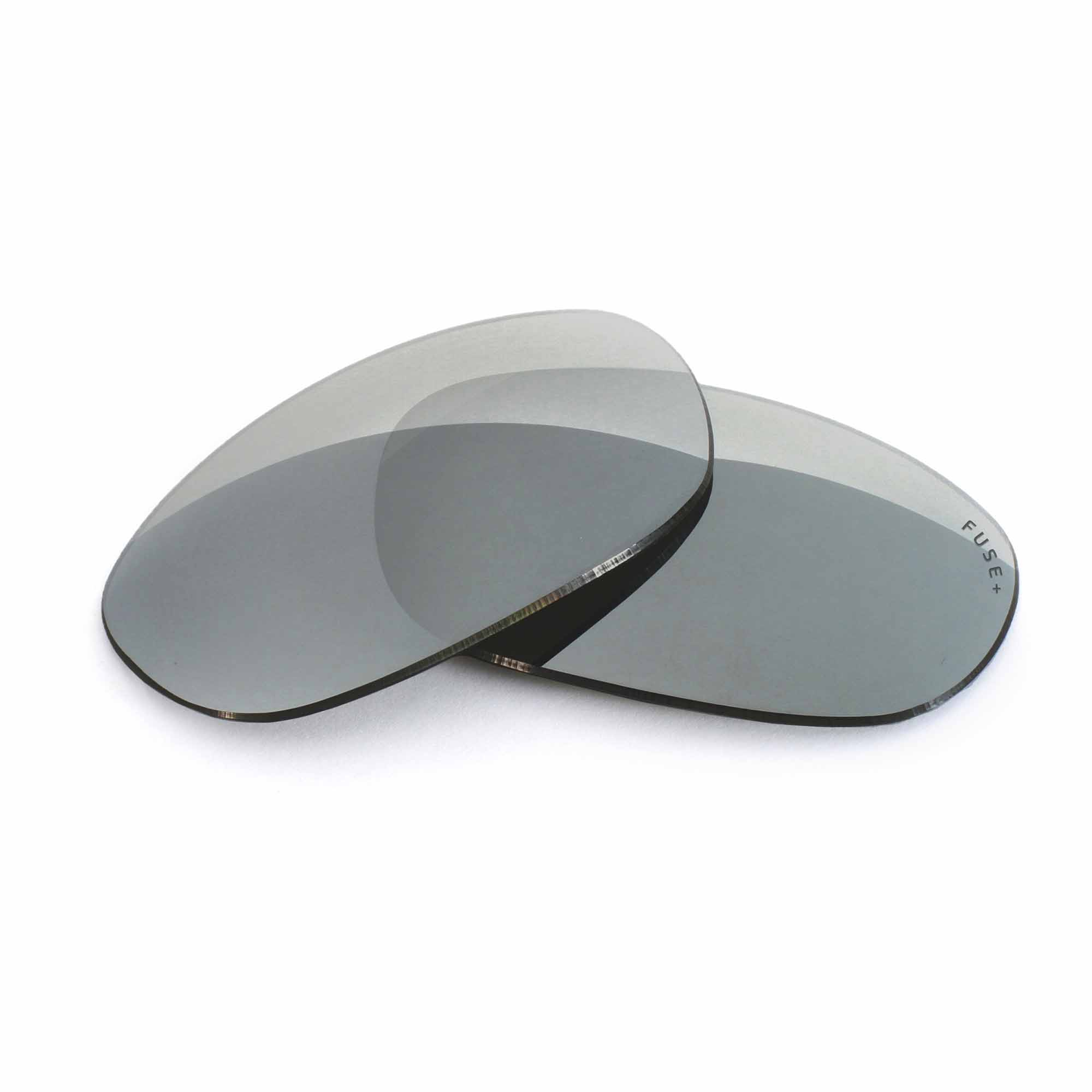Oakley Fives 2.0 Grey Lens W/ Chrome Mirror Replacement Lenses