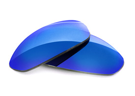 Fuse Lenses for Rudy Project Ekynox SX - Glacier Mirror Polarized