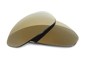 FUSE Lenses for Serengeti 6557 Bronze Mirror Tint Replacement Lenses