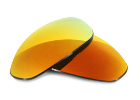 FUSE Cascade Mirror Polarized Lenses for Wiley X Curve