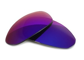 FUSE Cosmic Mirror Polarized Lenses for Oakley Straight Jacket 1.0