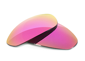 FUSE Bella Mirror Polarized Replacement Lenses for Oakley Juliet