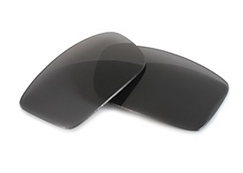 Fuse Lenses for Gucci GG 2260-F-S - Carbon Mirror Tint