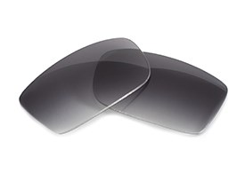 Fuse Lenses for Prada SPR 60F - Gradient Grey Tint