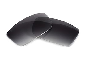 FUSE Lenses for Versace 2032 Grey Gradient Polarized Lenses