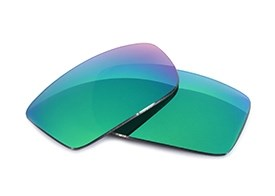 Fuse Lenses for Prada SPR 60F - Sapphire Mirror Polarized