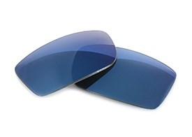 FUSE Lenses for Versace 2032 Midnight Blue Mirror Polarized