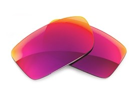 Fuse Lenses for Hugo Boss 0638-S - Multi-Colored Red Metal Mirror Polarized