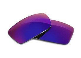 Fuse Lenses for Arnette Steel Demon AN3001 - Cosmic Mirror Tint
