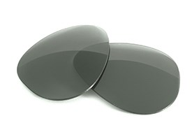 FUSE Lenses for Prada SPS 58Q (63mm) G15 Polarized Replacement Lenses