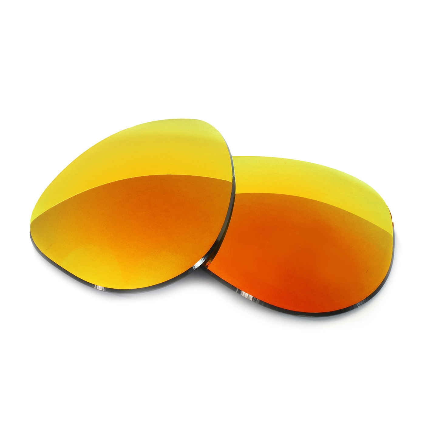 Fuse Lenses for Dolce & Gabbana DG6078 (63mm) - Cascade Mirror Tint