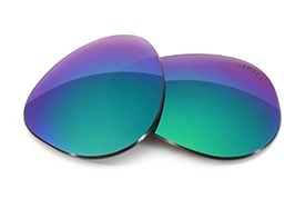 Fuse+ Lenses for Guess GU 6472 - Sapphire Mirror Polarized