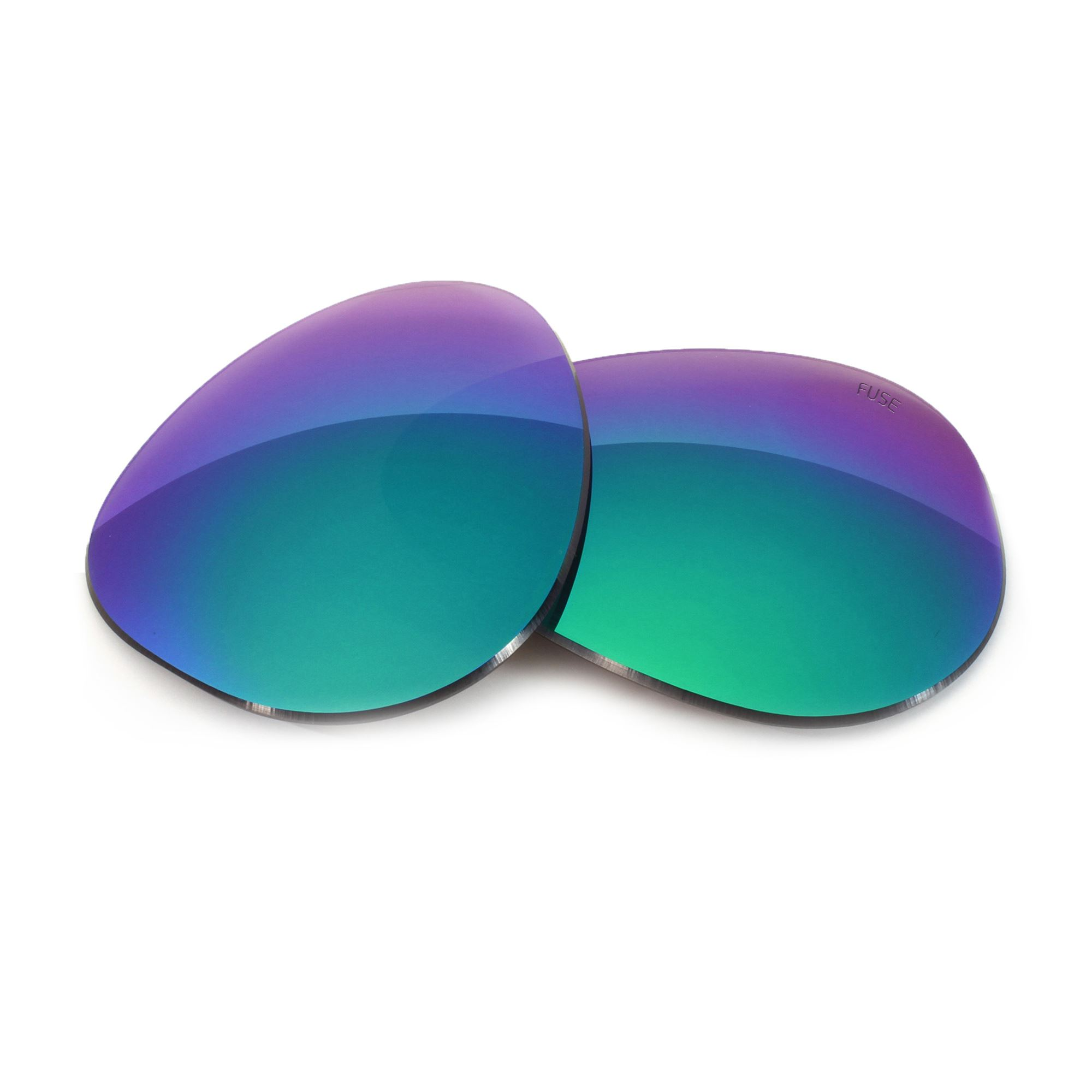 82800bdff7 Fuse Lenses Replacement Lenses for Ray-Ban RB3025 Aviator Large ...