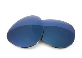 Fuse+ Lenses for Guess GU 6472 - Midnight Blue Mirror Polarized