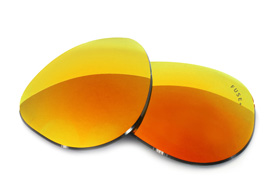 Fuse+ Lenses for Guess GU 6472 - Cascade Mirror Polarized
