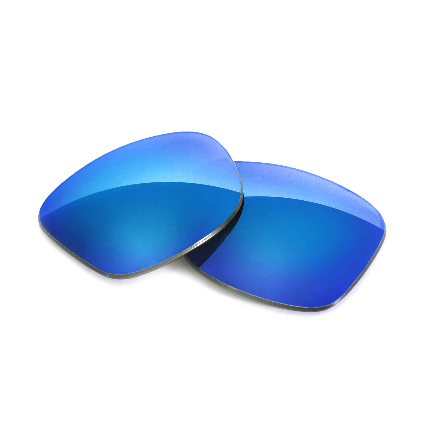FUSE Lenses for Oakley Triggerman (Asian Fit) Glacier Mirror Polarized