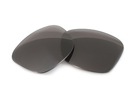 FUSE Lenses for Oakley Triggerman (Asian Fit) Carbon Mirror Tinted Lenses
