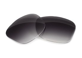FUSE Lenses for Oakley Latch Grey Gradient Polarized Lenses