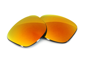 FUSE Lenses for Oakley News Flash Cascade Mirror Polarized Lenses