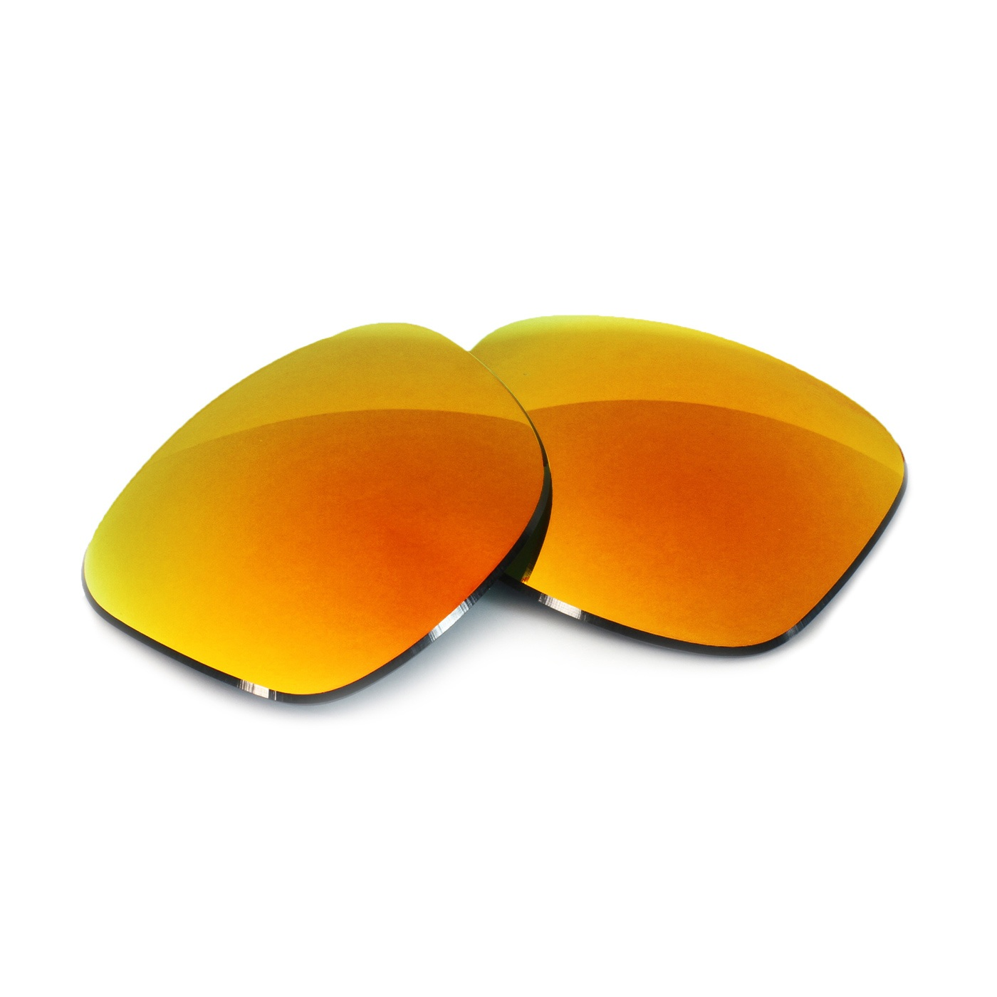 FUSE Lenses for Oakley Triggerman (Asian Fit) Cascade Mirror Polarized