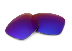 FUSE Lenses for Oakley News Flash Cosmic Mirror Polarized Lenses