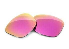 FUSE Lenses for Oakley Cloverleaf (49mm) Bella Mirror Polarized Lenses