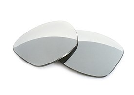 Fuse Lenses for Kenneth Cole KC7114 - Chrome Mirror Tint