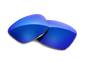 FUSE+ Lenses for Bvlgari 7024 (59mm) Glacier Mirror Polarized